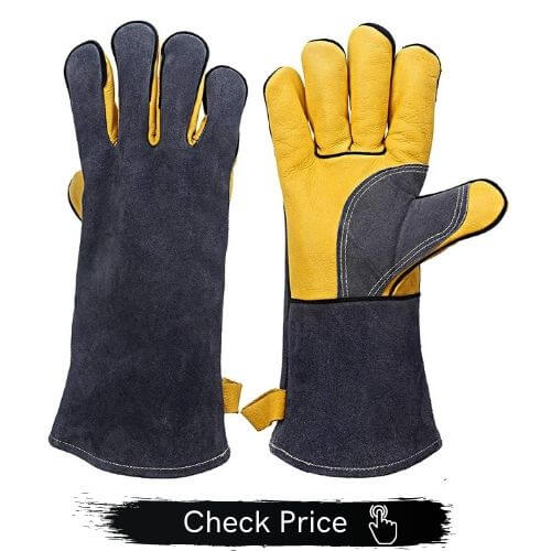 KIM YUAN Extreme welding gloves