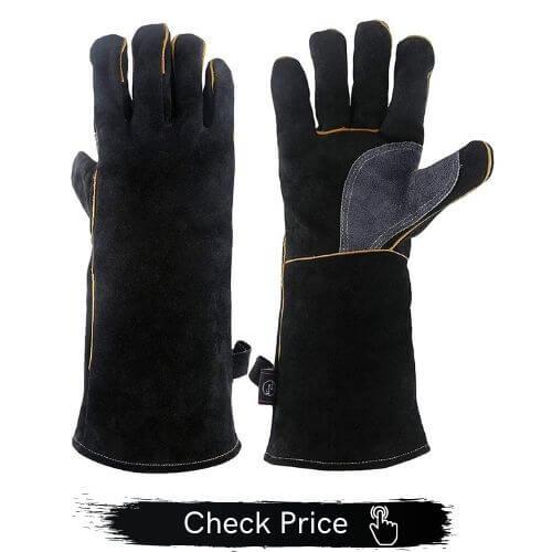 KIM YUAN welding gloves