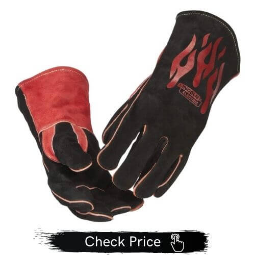 Lincoln welding gloves