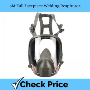 3M Full Facepiece Welding Respirator_