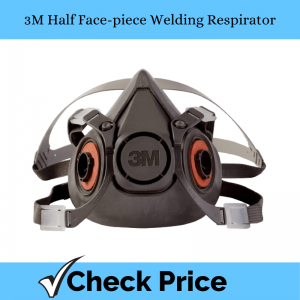 3M Half Face-piece Welding Respirator_