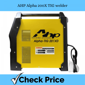 AHP Alpha 200X TIG welder_