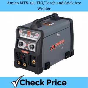 MTS-205 205 Amp MIG/TIG-Torch/Stick Arc Combo Welder
