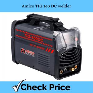 Amico TIG 160 DC welder_