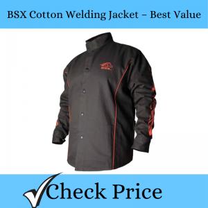 BSX Cotton Welding Jacket – Best Value_