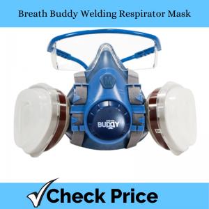 Breath Buddy Welding Respirator Mask_