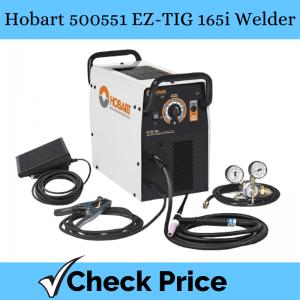 Hobart 500551 EZ-TIG 165i Welder_