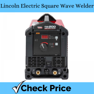 Lincoln Electric Square Wave Welder_