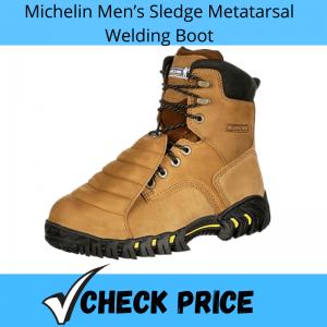 Michelin Men's Sledge Metatarsal Welding Boot