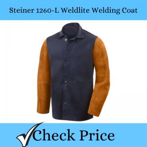 Steiner 1260-L Weldlite Welding Coat_