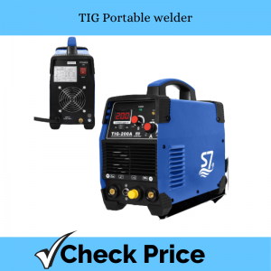 TIG Portable welder