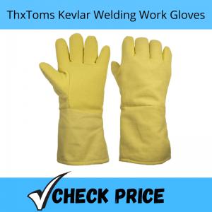 ThxToms Kevlar Welding Work Gloves