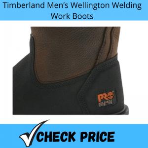 Timberland Men's Wellington Welding Work Boots