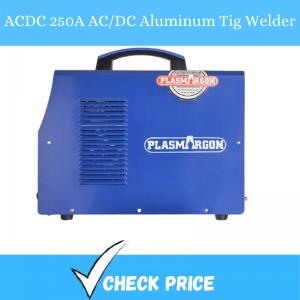 Argon ACDC 250A AC/DC Aluminum Tig Welder MMA/Stick/Arc Welder