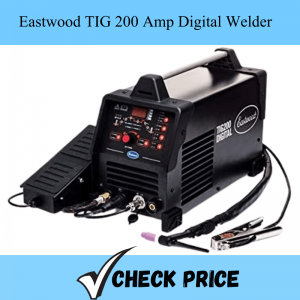 Eastwood TIG 200 Amp Digital Welder
