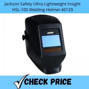 Jackson Safety Ultra-Lightweight Insight HSL-100 Welding Helmet 46129