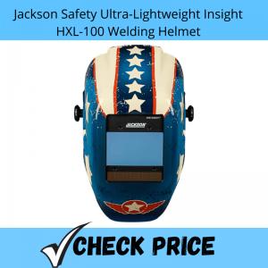 Jackson Safety Ultra-Lightweight Insight HXL-100 Welding Helmet