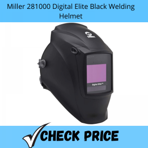 Miller 281000 Digital Elite Black Welding Helmet