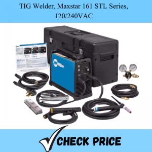 TIG Welder, Maxstar 161 STL Series, 120_240VAC