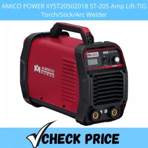 AMICO POWER XYST20502018 ST-205 Amp Lift-TIG Torch_Stick_Arc Welder