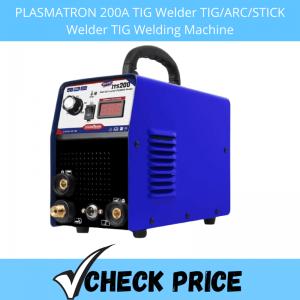 PLASMATRON 200A TIG Welder TIG_ARC_STICK Welder TIG Welding Machine