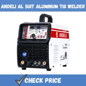 ANDELI Al Suit Aluminum TIG Welder