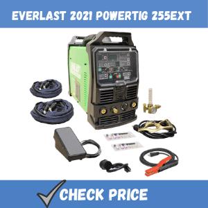 Everlast 2021 PowerTIG 255EXT
