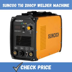 SUNCOO TIG 200CP Welder Machine