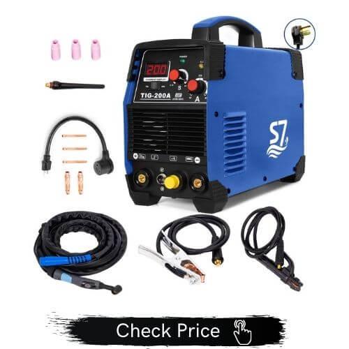 best tig welder for home use